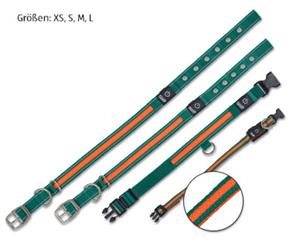 Romeo Hundehalsband mit LED-Leuchtstreifen oder LED-Leuchtband
