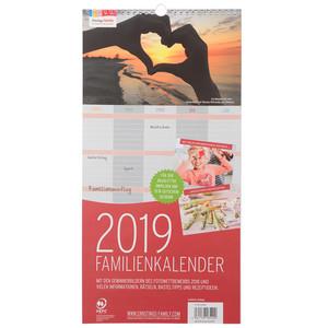 Familienkalender 2019 mit Fotos