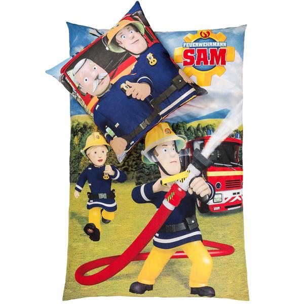 Feuerwehrmann Sam Bettwäsche mit Wendemotiv von Ernstings Family ...
