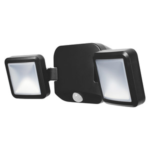Osram Sensor-LED-Außenwandstrahler Double