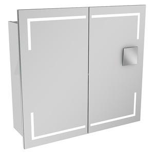 Camargue Stella LED-Spiegelschrank