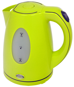 efbe-Schott Wasserkocher SC WK 5010 im trendigen Lemon, 1,5 Liter