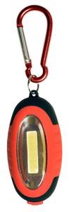 Heitech Mini-COB-LED Taschenlampe mit hoher Leuchtkraft 0,5W