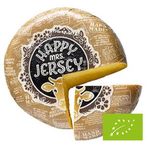 Bio Jersey Old Wisdom Holländischer Bio-Schnittkäse, 50 % Fett i. Tr., je 100 g