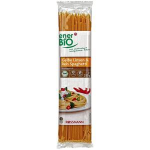 enerBiO Bio Gelbe Linsen & Reis Spaghetti 300 g 8.30 EUR/1 kg