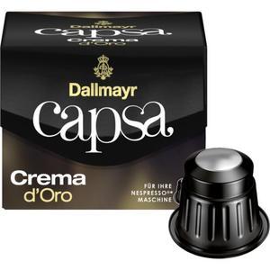 Dallmayr capsa ´´Crema d`Oro´´ Kaffeekapseln