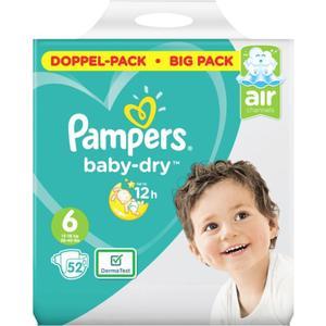 Pampers Baby Dry Windeln Doppel-Pack Gr. 6, 13-18 kg