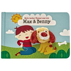 IDEENWELT Fingerpuppenbuch Mein bester Freund & ich ´´Max & Benny´´