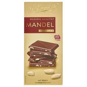 Das Exquisite Vollmilchschokolade mit Mandeln
