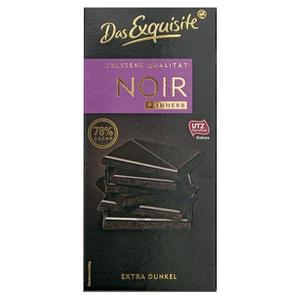 Das Exquisite Noir Schokolade