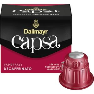 Dallmayr capsa Espresso ´´Decaffeinato´´ Kaffeekapseln