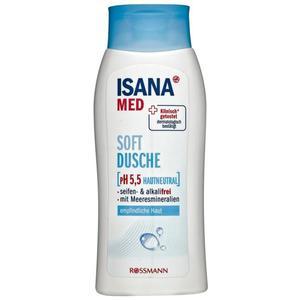 ISANA MED Soft Dusche 0.40 EUR/100 ml