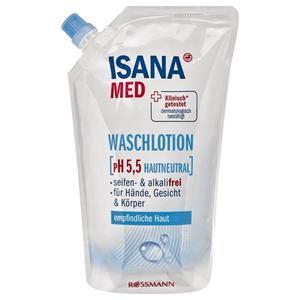 ISANA MED Waschlotion Nachfüllbeutel 1.98 EUR/1 l
