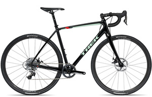 Trek Crockett 5 Disc 2018 | 52 cm | Trek Black/Sprintmint