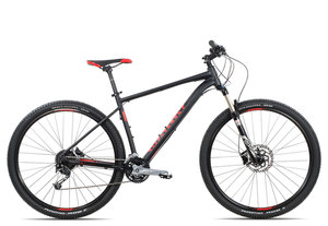 Marin Bobcat LTD Alivio 2018 | 17 Zoll | matt black