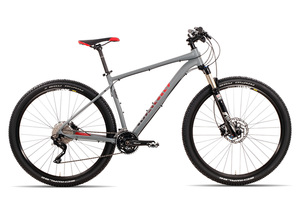 Marin Bobcat Trail LTD Deore 2017 | 15 Zoll | grey orange