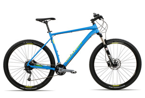 Marin Bobcat Trail LTD Alivio 2017 | 15 Zoll | blue green yellow