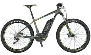 Scott E-Scale 720 Plus 2017 | L | grey black green