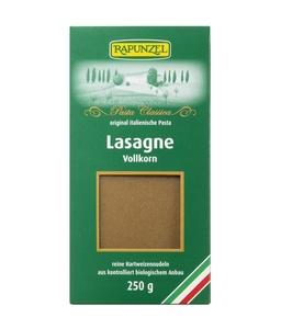 Lasagne Platten Vollkorn