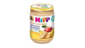 HiPP Frucht & Getreide - Apfel-Banane mit Babykeks