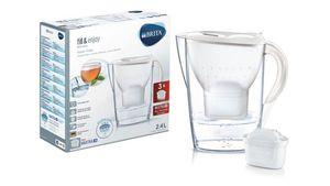 BRITA Vorteilspack Wasserfilter Marella weiß