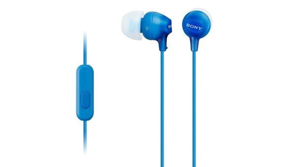 Sony MDREX15AP Blau In-Ohr-Kopfhöhrer