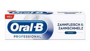 Oral-B Professional Zahnfleisch und -schmelz Original Zahnpasta 75ml