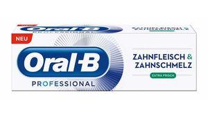 Oral-B Professional Zahnfleisch und -schmelz Extra Frisch Zahnpasta 75ml