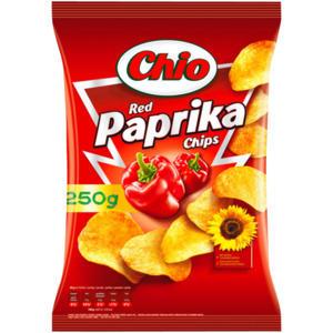 Chio Chips Red Paprika 250g