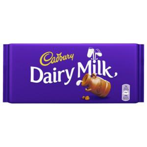 Cadbury Dairy Milk Schokolade 200g