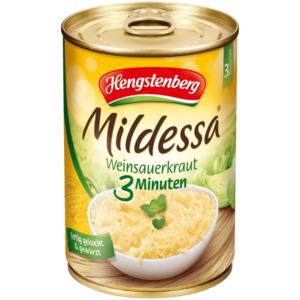 Hengstenberg Mildessa Weinsauerkraut 3 Minuten 350g