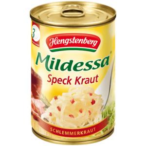 Hengstenberg Mildessa Speck-Kraut 350g