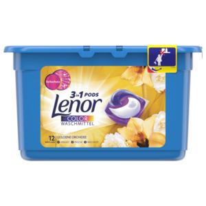 Lenor Vollwaschmittel 3in1 Pods 12WL, 316,8g