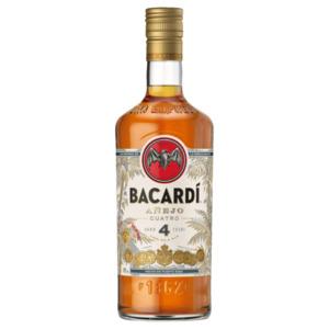 Bacardi Anejo 4 Jahre 0,7l
