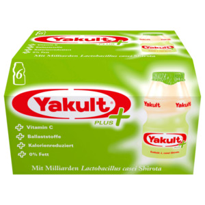 Yakult Plus 6x65ml