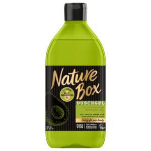 Nature Box Avocado Duschgel 385ml
