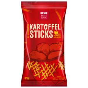 REWE Beste Wahl Kartoffelsticks 125g