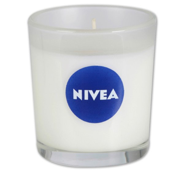 NIVEA Duftkerze im Glas