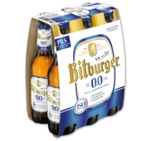 BITBURGER Pils Alkoholfrei 0,0%