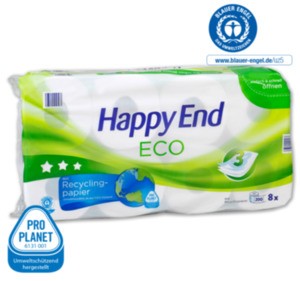 HAPPY END Toilettenpapier Eco