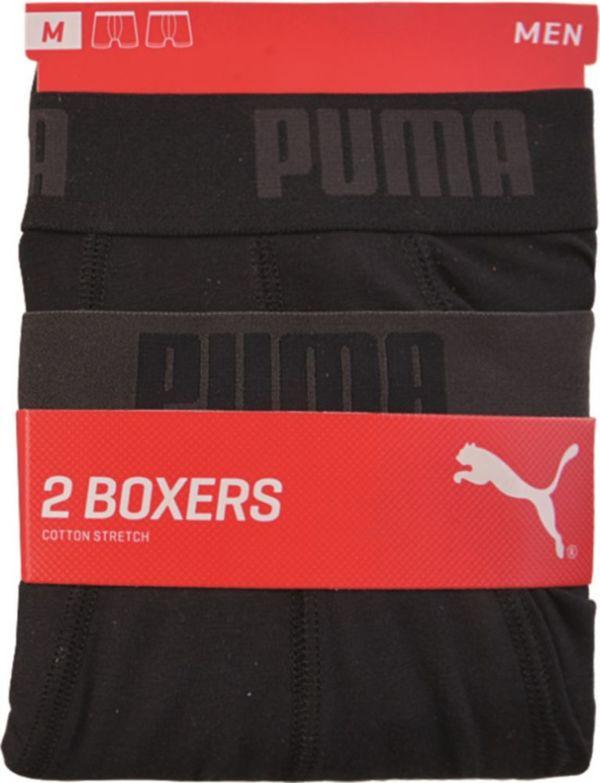 Puma Retro Short, 2er Pack schwarz Gr. XL