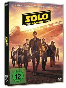 Walt Disney DVD - Solo: A Star Wars Story