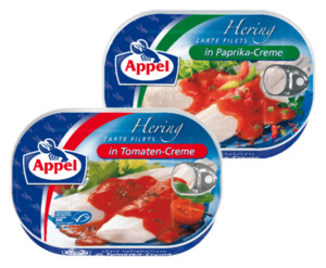 Appel Hering zarte Filets