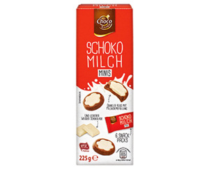 ChocoBISTRO Schoko Milch Minis