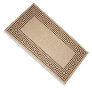 In-/Outdoorteppich OSLO - braun - 120x170 cm