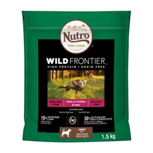 Nutro Wild Frontier Adult Truthahn & Huhn