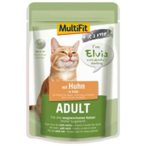 MultiFit It's Me Elvis Adult mit Huhn 24x85g