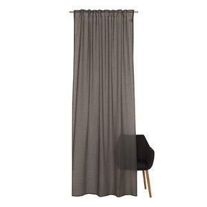 Vorhang Soho - Webstoff - Taupe, Schöner Wohnen Kollektion