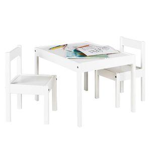 Kindersitzgruppe Sina - Weiß, Pinolino