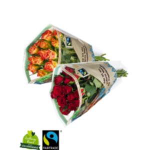 Lieblingsblume Fairtrade-Rosen